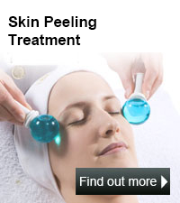 Skin Peeling Button